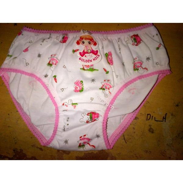 Celana Dalam Anak 2 Ukuran S M L Xl