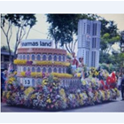 Bunga Hias Mobil 1