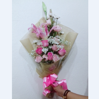 Bunga Forhand (Bouquet) 10