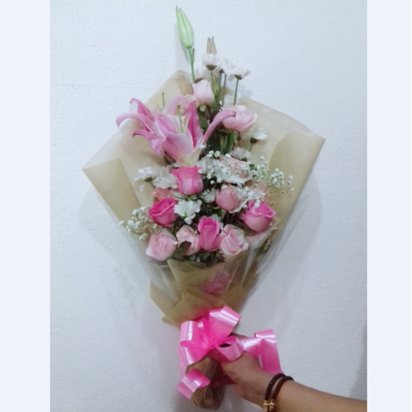 Bunga Forhand (Bouquet) 10