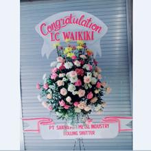 Bunga Papan Ucapan Selamat