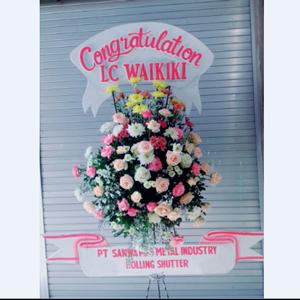 Jual Bunga Papan Ucapan Selamat Harga Murah Surabaya oleh Natalia ... 31d6c11e7a