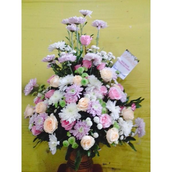 bunga palsu