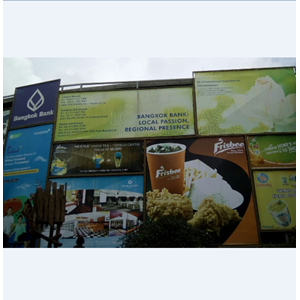 Bilboard Outdoor By Toko Provisual Digital Printing & Advertising