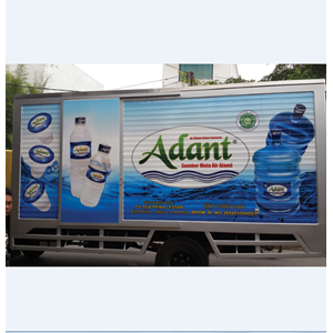 Branding Mobil Promosi By Provisual Digital Printing & Advertising