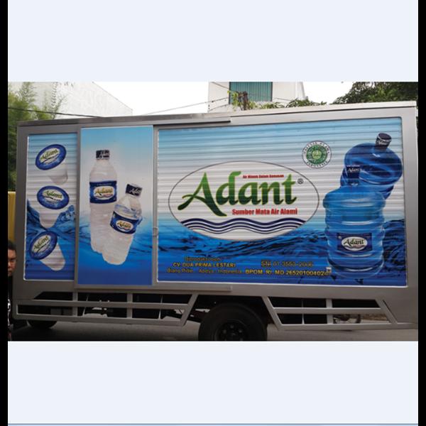 Branding Mobil Promosi By Toko Provisual Digital Printing & Advertising