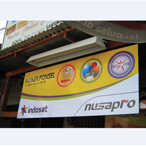 Shopsign Papan Nama By Toko Provisual Digital Printing & Advertising