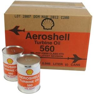 Aeroshell Turbine Oils
