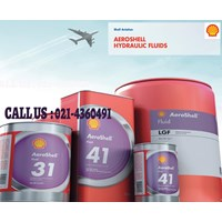 Oil And Lubricants Aircraft Fluid 31-41 - 5Ma -5La