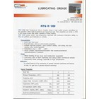 Minyak Gemuk Lithium Complex Ntg K-300 (Nlgi2) 4
