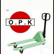 Hand Pallet O.P.K TOKO ALAT TEKNIK GLODOG PT ALVA