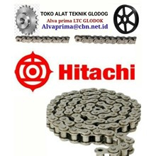 HITACHI ROLLER CHAIN RANTAI TOKO ALAT TEKNIK ALVA LTC GLODOG SENGCIA