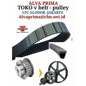 Dari TIMING Belt OPTIBELT BELT STOKIST TOKO ALVA LTC GLODOG  OPTIBELT TALI KIPAS 1