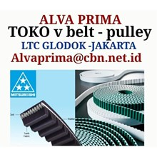 V-Belt MITSUBOSHI BELT STOKIST TOKO ALVA LTC GLODOG JUAL MITSUBOSHI