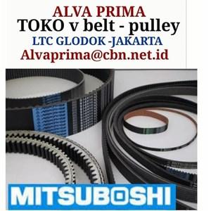 Dari V-Belt MITSUBOSHI BELT STOKIST TOKO ALVA LTC GLODOG  MITSUBOSHI 1