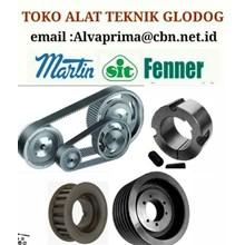 FENNER Belt Pulley FENNER TOKO ALVA TAPER LOCK BUSHING SIT