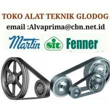 TAPER LOCK TIMING  Belt Pulley MARTIN FENNER TOKO ALVA
