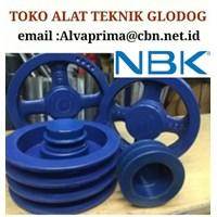 Dari NBK BUSHING Belt Pulley NBK TOKO ALVA STANDAR PULLEY V 1