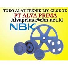 NBK BUSHING Belt Pulley NBK TOKO ALVA STANDAR PULLEY V