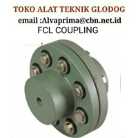 TOKO ALVA GLODOG FCL COUPLING  224 FCL 250 FCL 280 FCL 315 FCL 355 FCL 400 1