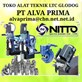 HVAC Tools TOKO ALVA PRIMA LTC GLODOG NITTO PNEUMATIC