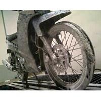 Alat Mesin Cuci Pembersih Mobil Dan Motor Otomatis (Paten Indonesia) Lokal Murah 5