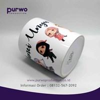 Jual Mug Keramik Mug Promosi 11 Oz Import - 100Pcs Ada Cabang Di Jakarta Bekasi Yogyakarta