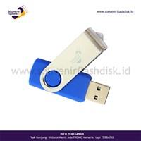Jual Barang Promosi Perusahaan Flashdisk Swivel Custom Promosi 4Gb - 100Pcs Ada Cabang Di Jakarta Bekasi Yogyakarta