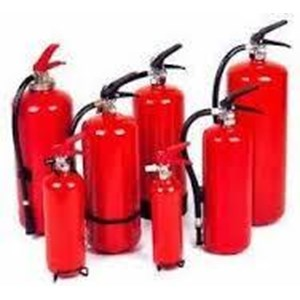 Fire Extinguisher Abc Dry Chemical Powder Merk Vitec
