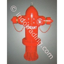 Two Way Hydrant Pillar