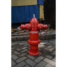 Two Way Hydrant Pillar