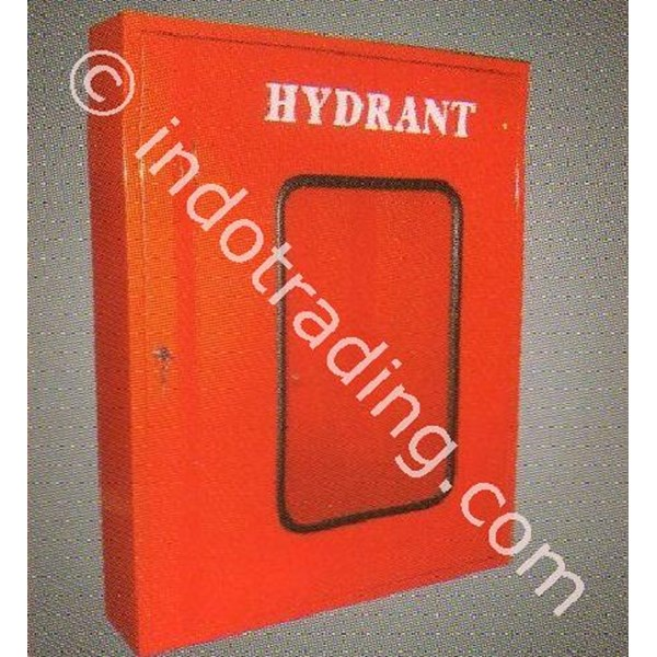 Box Hydrant Tipe A2 (Indoor) + Glass &  key