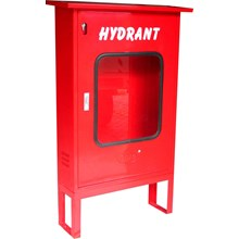 Hydrant Box Tipe B (Indoor) + Glass & Key