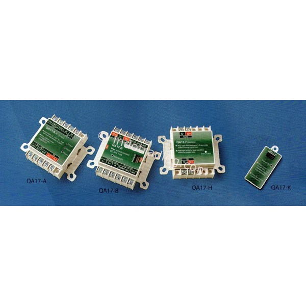 Addressable Fire Alarm System QA16 module Series