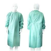 Baju Operasi Surgical Gown Merk Diapro - Pakaian Medis Dan Operasi