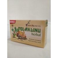 Jual Jamu Dan Obat Alami Tolak Linu Herbal 1 Box Isi 5 Sachet - Tolak Linu Cair Sidomuncul