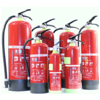 Fire Extingguisher ABC Powder 1