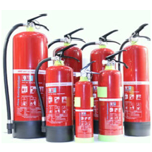 Fire Extingguisher ABC Powder