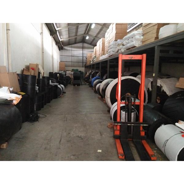 Agent Karet Conveyor Sistem
