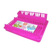 Parca Dish Rack With Tray