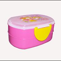 Kotak Makan Becky Pink