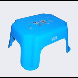 Kursi Plastik Jongkok Biru
