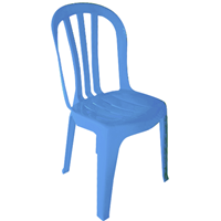 Jual mexico resin chair