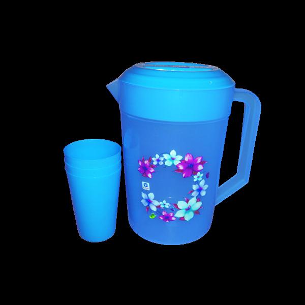 Teko Plastik fiesta plus