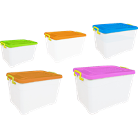 Jual box plastik lotus 50L-150L