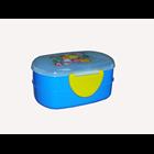 Kotak Makan becky lunch box biru 1