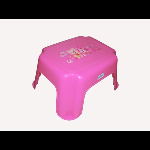 Kursi Plastik modena pink