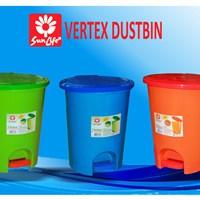Jual Tempat Sampah vertex dustbin