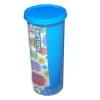 Gelas Plastik vin cup set (M) 1
