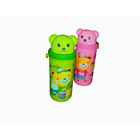 Botol Plastik panda bottle 600 ml